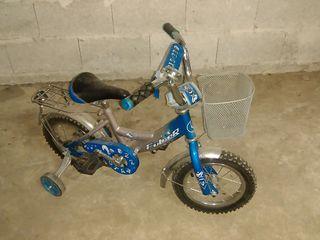 Bicicleta Fulger 3-5 ani