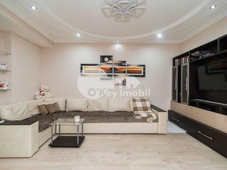 Apartament 2 camere+living, 78 mp, reparație calitativă/mobilat, Urban-Construct 81500 €