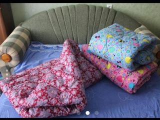 Одеяла- натуральная овечья шерсть. Новые!