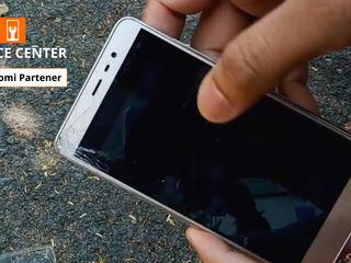Xiaomi Redmi Note 3 разбил стекло – заменим его!