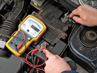 Аккумулятор (Honda Nissan Toyota Renault Dacia Opel)ремонт