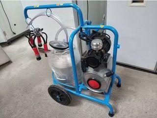Aparat de muls 1post vacuum tanc -30Litri   livrare gratuita  Oferim credit  +garantie