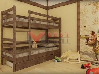 Двухъярусная кровать Мебигранд