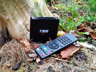 Tvbox T95Super cu Airmouse inteligent G10 la cel mai bun preț cu livrare și garanție