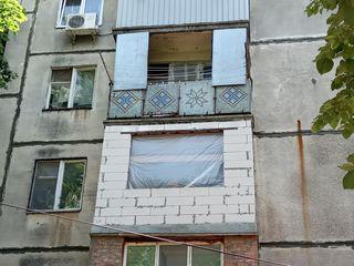 Ремонт балконов, расширение балконов, лоджий. Переделка всех типов серий балконов, окна пвх. Кладка.