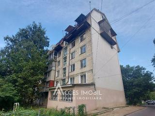 Apartament în 2 niveluri! str. Studenților, 1 cameră. Euroreparație!