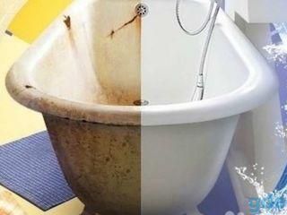 Новая технология позволяет сделать из вашей старой ванны новую всего за 24 часа