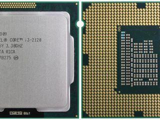 Процессор Intel Core I3 2120 3.3Ghz 3Mb s1155 - 349 лей      Процессор Intel Pentium G860 3.0Ghz 3Mb