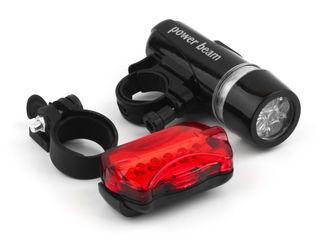 Set de lanterne pentru bicicleta!