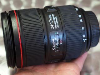 Canon 24 70mm 2.8F L Canon 24 105mm 4.0F L. Canon 17 40mm F4 L Sigma 50mm 1.4F.