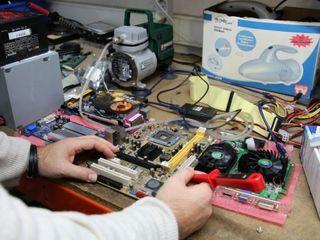 Reparația laptopurilor si calculatoarelor