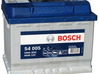 Аккумулятор Bosch S4 005 60Ah 540A (0092S40050)