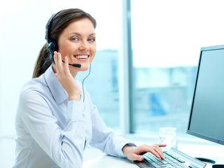"""Служба поддержки клиентов АвтоТехЦентра """"Ad Rem"""" - оперативность, точность и приятные лица!"""