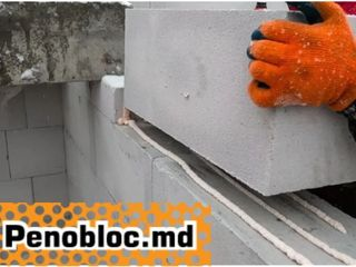 Bloc celular usor (BCU). penobloc. de la producator