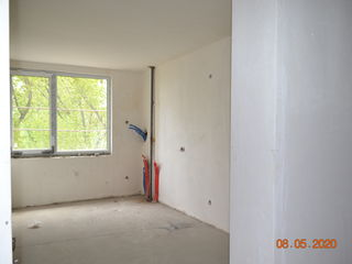 Apartament cu 2 camere, 72 m2 etaj.6, varianta albă sect. Botanica