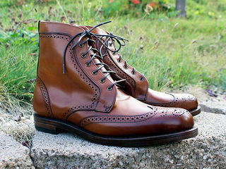 Легендарные мужские ботинки Allen Edmonds -  сделаны и куплены в США