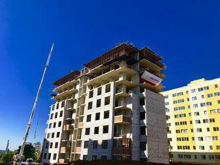 Apartament spatios! 55m2 cu bucatarie de 20m2 la doar 26000euro, solomon construct!