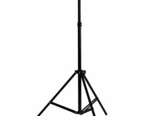 Студийная стойка штатив 2000 (2м) для зонтов софтбоксов ,стойка для лазерного уровня