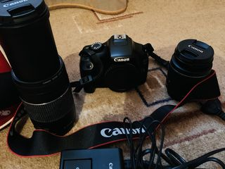 Aparat-camera foto Canon EOS 1100D