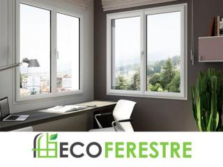 Пластиковые окна и двери на заказ. Ferestre din PVC. Самые низкие цены от «Eco Ferestre»