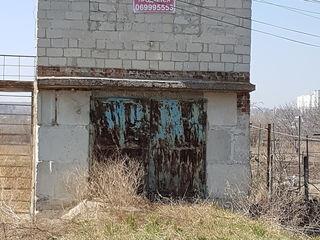 Vind pamint, este construit garaj