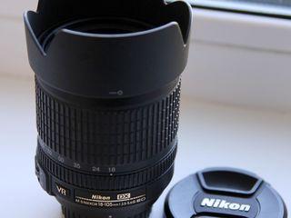 Nikon 18-105 AF-S DX Nikkor f/3.5-5.6G ED
