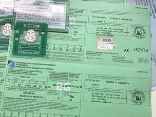 Asigurari,imatriculari,cartea verde,revizia tehnica bulgaria