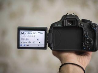 Canon Rebel T3i (600D)(10000 cadre)