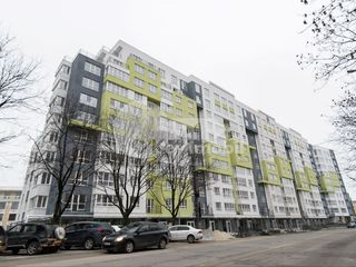 Bloc nou, 3 camere+living, 87 mp, versiune albă, Liviu Deleanu 59000 €