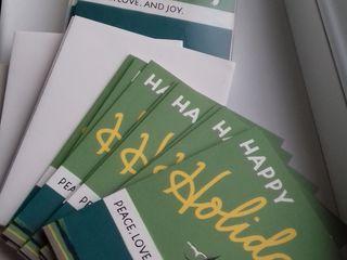 Наклейки 6 наборов,открытки с конвертами(США),бирки..hand made..