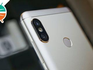 Xiaomi Redmi Note 5. Versiunea globala. Husa + sticla!