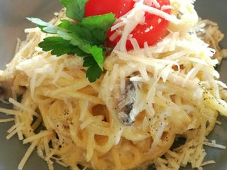 Business Lunch    17.10.2019    ///    pasta Carbonara