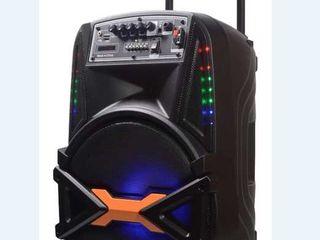 Acustica portabila puternica Temeisheng A12-41 cu radiomicrofon garantie 1 an livrare gratuita