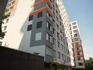 Apartament cu 2 odai (1 odaie+living) in bloc nou, sec. Centru! varianta alba, 44.2 m2
