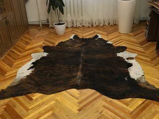 Ковер из аргентинской коровы