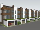 Ciocana, casa de tip townhouse, 242 mp, zona de elita