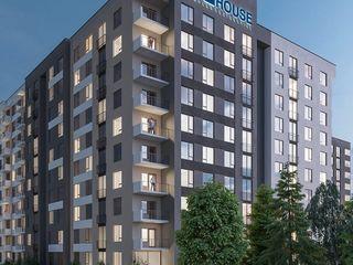 Telecentru, str. Andrei Doga, apartament cu 2 camere, 58 m.p, 41 200€
