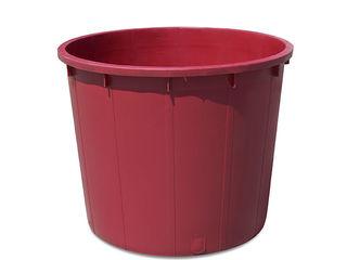 Cadă pentru vin 500L roșie