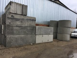 Cumpar blocuri din beton / blocuri fs  in stare buna