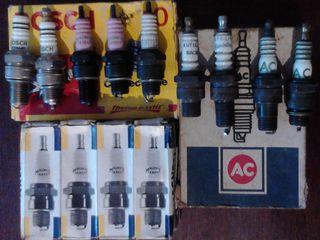 Свечи зажигания Bosch, Magneti Marelli, AC Delco на авто до 2000 гг