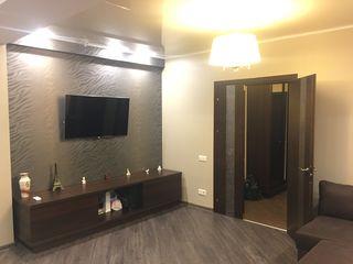 Apartament cu 2 camere in bloc nou cu euro reparație! Botanica