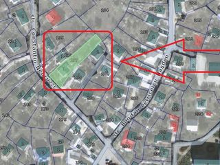 Călărași, teren pentru construcție 9ari, casă 70m2, Negruzzi 18
