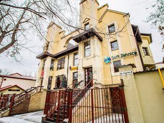 Chirie oficiu, Centru, str. Pușkin, 1000 mp!
