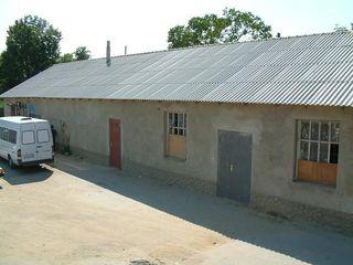 продается здание с прилегающей территорией