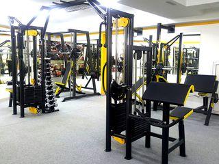 Fitness Club City-Gym, Buiucani. alba iulia
