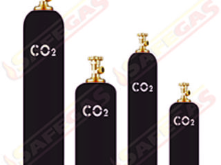 продаем балонны для углекислого газа CO2 , баллоны для deoxid de carbon , доставляем по городу