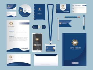 Servicii de design a afacerii D-stră. Crearea logo-ului, flyere, ș.a.