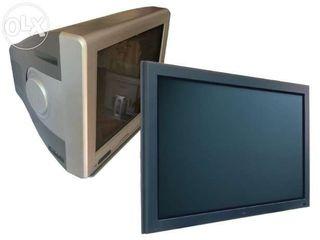Reparatia televizoarelor monitoare la domiciliu, deplasare. Ремонт телевизоров мониторов на дому