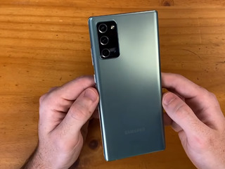 Samsung Galaxy Note 20 от 837 лей в месяц! Авто в подарок!
