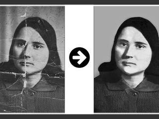 Реставрация фотографий/Restaurarea fotografiilor